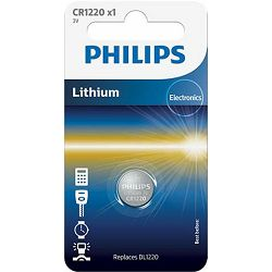PHILIPS baterija CR1220/00B