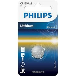PHILIPS baterija CR1616/00B