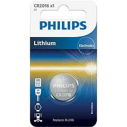 PHILIPS baterija CR2016/01B
