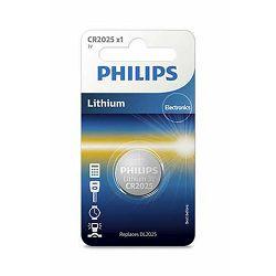 PHILIPS baterija CR2025/01B