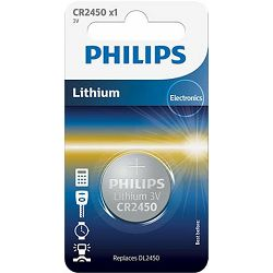 PHILIPS baterija CR2450/10B