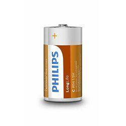 PHILIPS baterija R14L2B/10