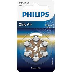PHILIPS baterija ZA312B6A/00
