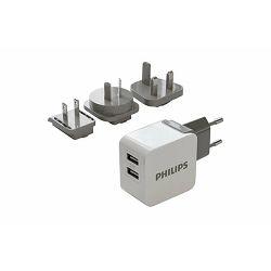 PHILIPS putni USB punjač DLP2220/10