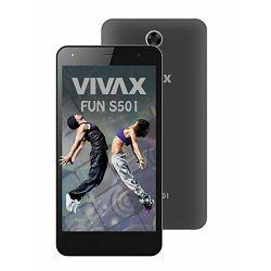 Mobitel VIVAX Fun S501 dark gray