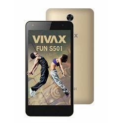 Mobitel VIVAX Fun S501 gold