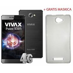 VIVAX Point X501 black+ gratis maskica