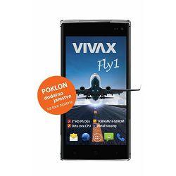 Mobitel Vivax SMART Fly 1 black + dodatno jamstvo