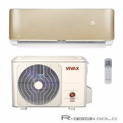 Vivax R DESIGN GOLD inverter klima 3,81kW, ACP-12CH35AERI GO