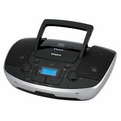 VIVAX VOX prijenosni radio CD-108B