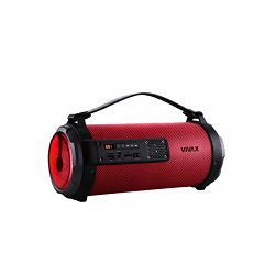 Zvučnik VIVAX VOX bluetooth BS-101 red