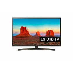 Televizor LG UHD TV 43UK6400PLF
