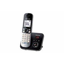 PANASONIC telefon bežični KX-TG6821FXB crni TAM