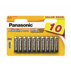 PANASONIC baterije LR6APB/10BW Alkaline Power