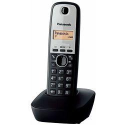 PANASONIC telefon bežični KX-TG1911FXG crni