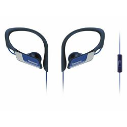 PANASONIC slušalice RP-HS35ME-A plave