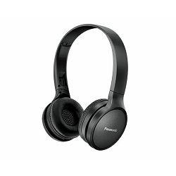 PANASONIC slušalice RP-HF410BE-K crne