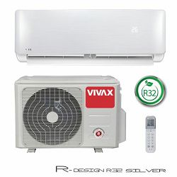 VIVAX COOL, klima ur., ACP-09CH25AERI SILVER R32 - inv., 2.9