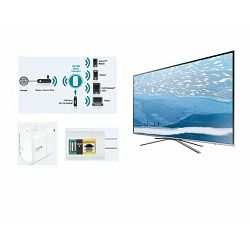 Televizor SAMSUNG LED TV 49KU6402, Flat UHD, SMART + DIR 505