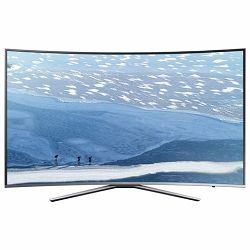 Televizor SAMSUNG LED TV 65KU6502, Zakrivljeni UHD, SMART