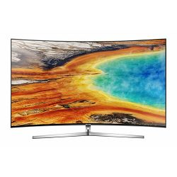 Televizor Samsung LED TV 55MU9002,  Curved UHD, SMART