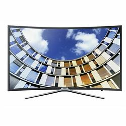 Televizor SAMSUNG LED TV 55M6322, Curved FHD, SMART