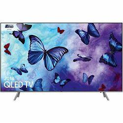 Televizor Samsung QLED TV QE55Q6FNATXXH,  QLED, SMART
