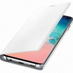 Maska Samsung LED view bijela za Galaxy S10