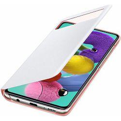 MOB DOD Samsung Maska za Galaxy A71 S View preklopna bijela
