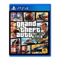 GAM SONY PS4 igra GTA V