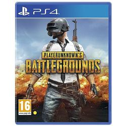 GAME PS4 igra PlayerUnknowns Battlegrounds