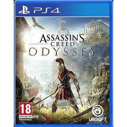 GAME PS4 igra Assassins Creed Odyssey Standard Edition