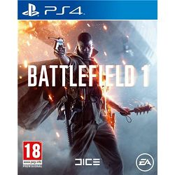 GAME PS4 igra Battlefield 1