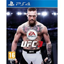 GAME PS4 igra EA Sports UFC 3