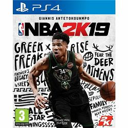 GAME PS4 igra NBA 2K19 Standard Edition