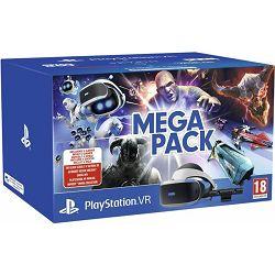 GAME PS4 PlayStation VR Mega Pack VCH + VR WorldsVCH + Camer