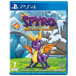 GAME PS4 igra Spyro Trilogy Reignited