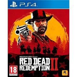 GAME PS4 igra Red Dead Redemption 2