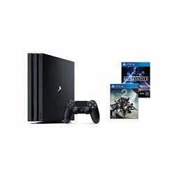 GAM SONY PS4 Pro 1TB + 2 igre: Destiny 2, Star Wars: Battlef