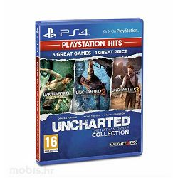 GAME PS4 igra Uncharted Collection HITS