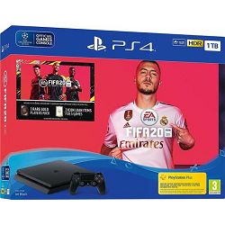 GAM SONY PS4 Pro 1TB G chassis + FIFA 20+ FUT 20 VCH + PS Pl