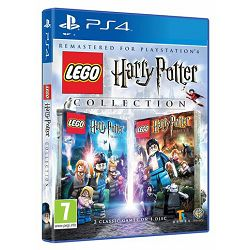 GAME PS4 igra LEGO Harry Potter Years 1-7