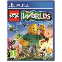 GAME PS4 igra Lego Worlds