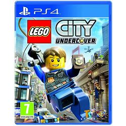 GAME PS4 igra Lego City Undercover