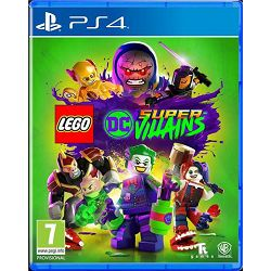 GAME PS4 igra Lego DC Super Villains