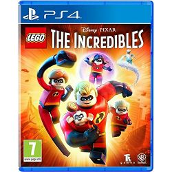 GAME PS4 igra Lego Incredibles Standard Edition