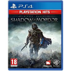 GAME PS4 igra Middle-earth: Shadow Of Mordor HITS