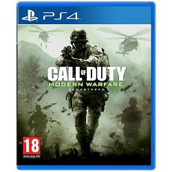 GAME PS4 igra Call of Duty: Modern Warfare Remastered Standa