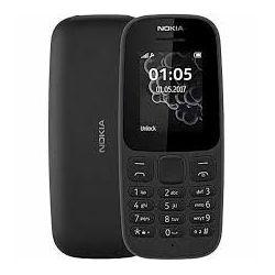 Mobitel Nokia 105 Dual SIM (2019) Black