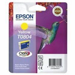 Tinta Epson T0804 Yellow